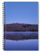 Little Red Fish Lake Spiral Notebook
