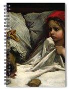 Little Red Riding Hood Spiral Notebook