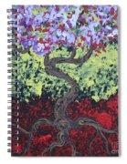 Little Red Tree 2 Spiral Notebook