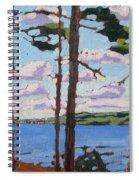 Little Rideau Lake Spiral Notebook