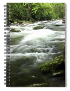 Little River 3 Spiral Notebook
