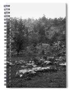 Little Round Top Spiral Notebook