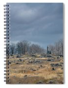 Little Round Top Spiral Notebook