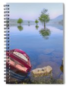 Little Rowboat Spiral Notebook