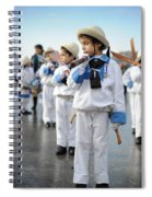 Little Sailors Spiral Notebook