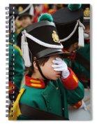 Little Soldier I Spiral Notebook