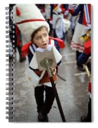 Little Soldier Spiral Notebook