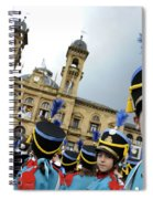 Little Soldiers Iv Spiral Notebook