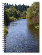 Little Spokane River Spiral Notebook