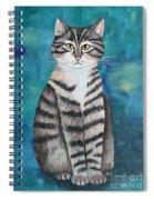 Little Tiger Spiral Notebook