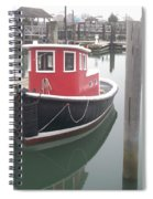 Little Tug Spiral Notebook