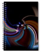 Little Wing Spiral Notebook