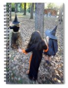 Little Witches Spiral Notebook