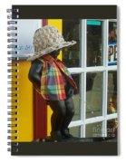 Little Wiz Spiral Notebook