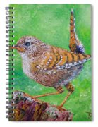Little Wren Spiral Notebook