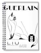 LIU Spiral Notebook