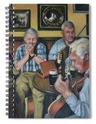 Live At Matt Molloy's Pub Spiral Notebook