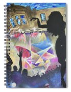 Live At The Jelly Spiral Notebook