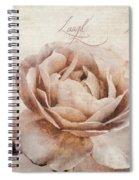 Live Laugh Love Spiral Notebook