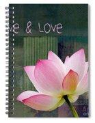 Live N Love - - 0333-15a Spiral Notebook