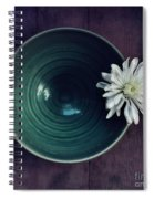 Live Simply Spiral Notebook