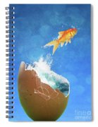 Live Your Dreams Spiral Notebook