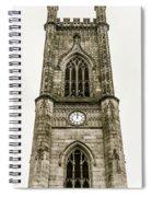 Liverpool Church Of St Luke - Tower B Spiral Notebook