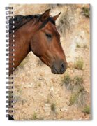Living History Spiral Notebook