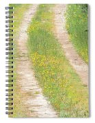 Living In The Country Spiral Notebook