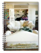 Living Room Iv Spiral Notebook