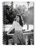 Living Seville - Spain 3 Spiral Notebook