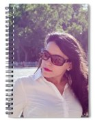 Living Seville - Spain Spiral Notebook