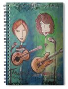 Liz Clark Spiral Notebook