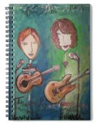 Liz Clark Spiral Notebook