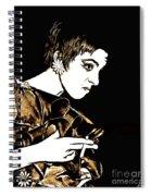 Liza Minelli Collection-1 Spiral Notebook