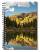 Lizard Lake Spiral Notebook