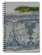Lizard Spiral Notebook