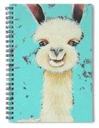 Llama Sue Spiral Notebook