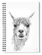 Rachel Spiral Notebook