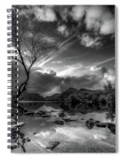 Llanberis, Wales Spiral Notebook