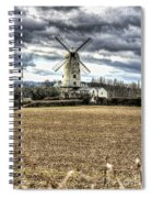 Llancayo Mill Usk 2 Spiral Notebook