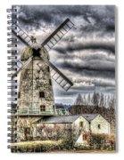 Llancayo Mill Usk 3 Spiral Notebook