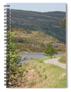 Llyn Gerionedd Lake Spiral Notebook