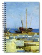 Loading Marble Spiral Notebook