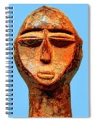 Lobi Figure Spiral Notebook