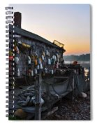 Lobster Shack Spiral Notebook