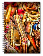 Lobster Up Close Spiral Notebook