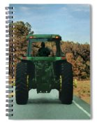 Local Traffic 907 - Painting Spiral Notebook