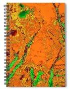 Locals 9 Spiral Notebook