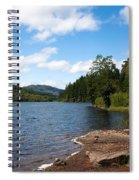 Loch Ard Spiral Notebook